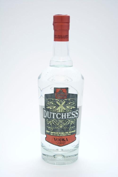 Logo for New Holland Dutchess Vodka
