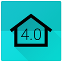 UX 4.0 Dark Theme for LG G6 V30 G5 G3 V20 V10 K10 icon