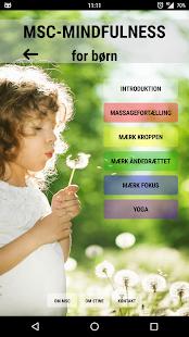 MSC Mindfulness - børn & unge - náhled