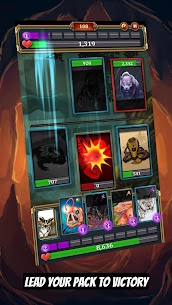 CCG Deck Adventures Wild Arena: Collect Battle PvP MOD Apk 1.4.13(Unlimited Shopping) 3