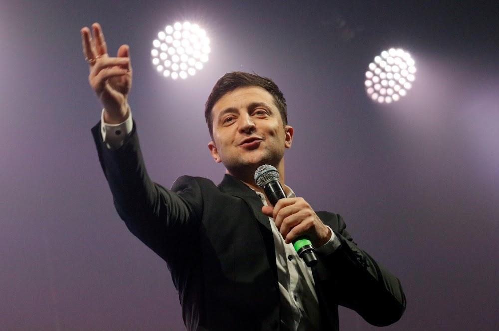 Vrae wat gevra is oor die verhouding tussen die Oekraïense president en die miljardêr