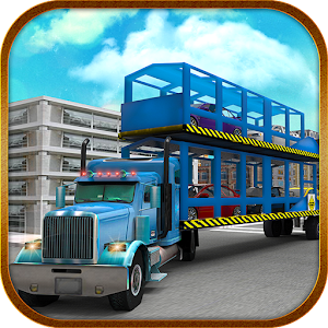 Car Transporter Trailer Truck for PC and MAC