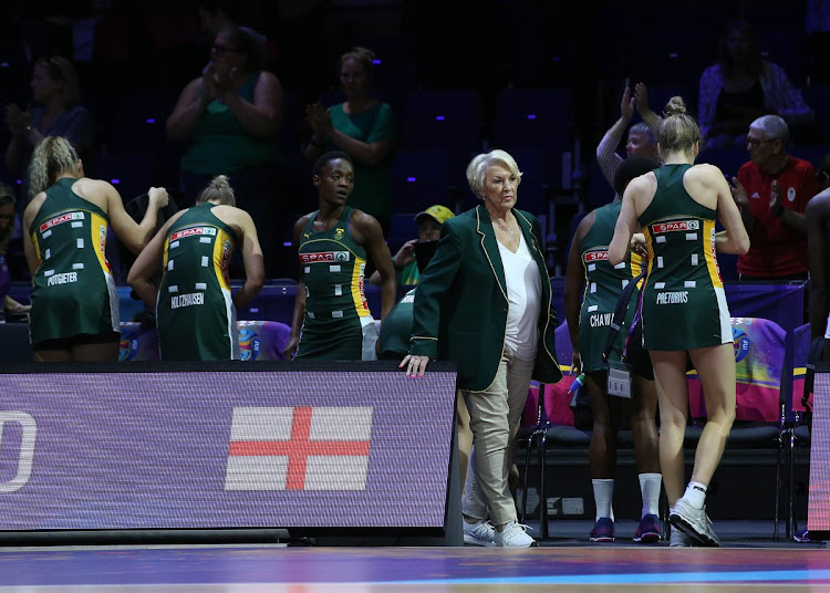 The senior national netball team had a commendable Netball World Cup.