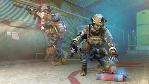 Frontline FPS Battlegrounds Epic Fire War  captures d'écran 1