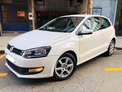 VW polo tdi garaje centro bilbao