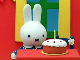 Miffy's Birthday