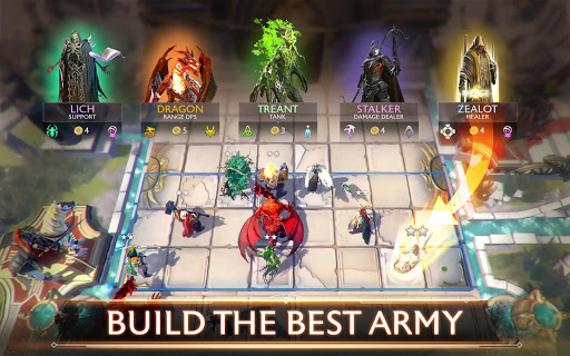 Might & Magic: Chess Royale - Heroes Reborn  screenshots 16