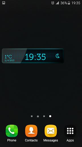 玩免費個人化APP 下載ブラック デジタル時計 app不用錢 硬是要APP