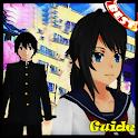 Walkthrough Yandere School Simulator Guide icon
