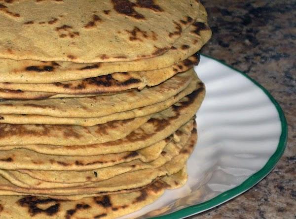 Corn And Wheat Tortillas Recipe