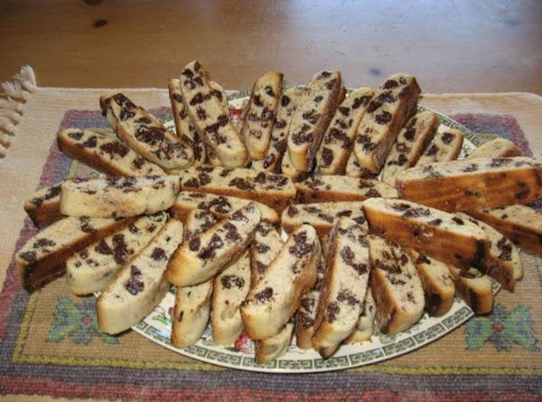 Not Your Bubie's Mondel Bread Recipe