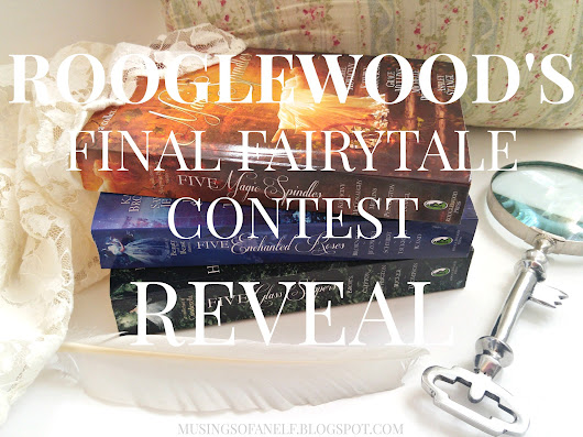 Rooglewood's Final Fairytale Contest Reveal