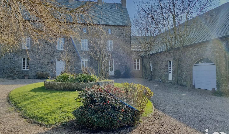Maison avec terrasse Jobourg