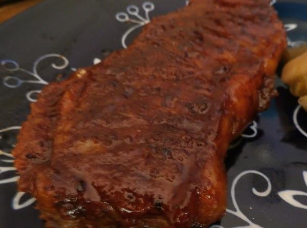 Tender Strip Steaks Recipe