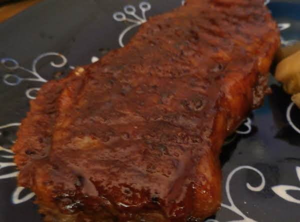 Tender Strip Steaks Recipe