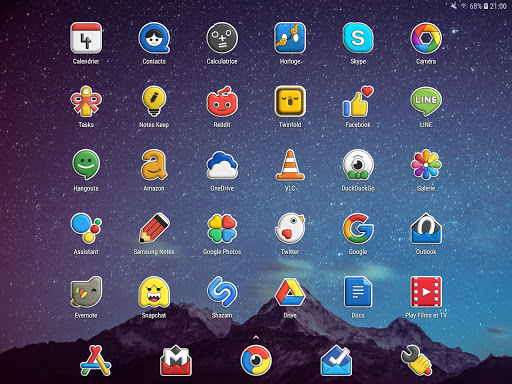 Poppin icon pack 1.7.5 screenshots 9