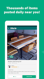 OfferUp - Buy. Sell. Offer Up- screenshot thumbnail