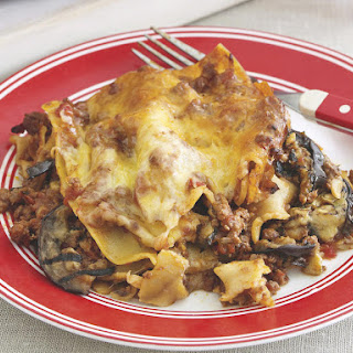 Lamb and Eggplant Lasagne.