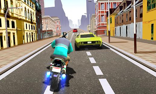Traffic Moto - náhled