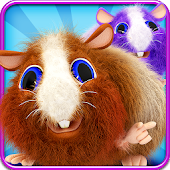 Talking Hamsters. Android APK Download Free By Cosmic Mobile