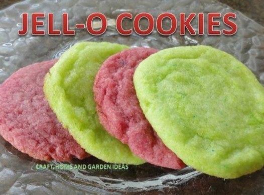 Jell-o Cookies Recipe