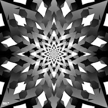 Photo: Made this after reading a book on M.C. Escher!
