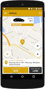 AfriCab - náhled