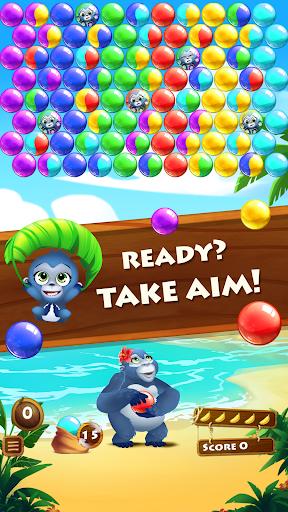 Jungle POP Bubble Shooter