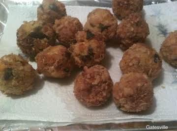 Squash Croquettes