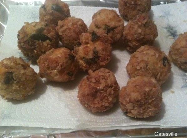 Squash Croquettes Recipe