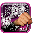 Broken Glass Live Wallpaper Icon