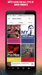 Music Player – MP3 Player, Audio Player App Download For Android 2