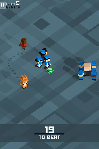 Cops and Robbers! - screenshot