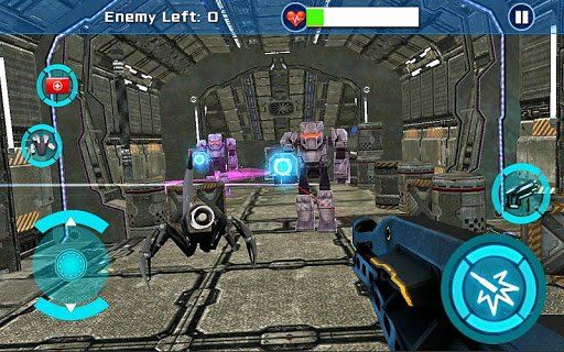 Terminate The Robots  screenshots 6