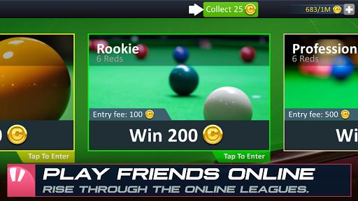 Snooker Stars - 3D Online Sports Game 4.9918 screenshots 6