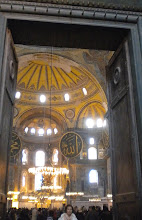 Photo: Hagia Sophia, First View