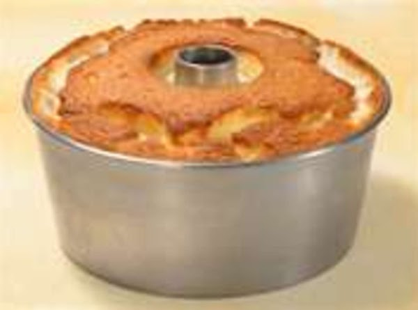 When done let cool completely. Loosen sides of cake from pan,remove cake. If desired,...