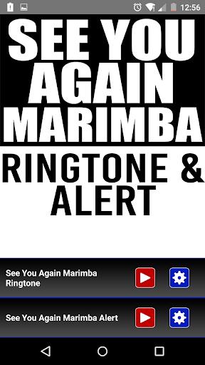 See You Again Marimba Ringtone