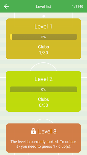 Soccer Club Logo Quiz: more than 1000 teams screenshots 5
