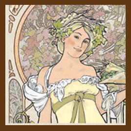 Logo of Ladyface Chaparral Saison