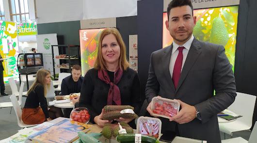 Grupo La Caña inaugura Fruit Logística presentando sus alternativas al plástico