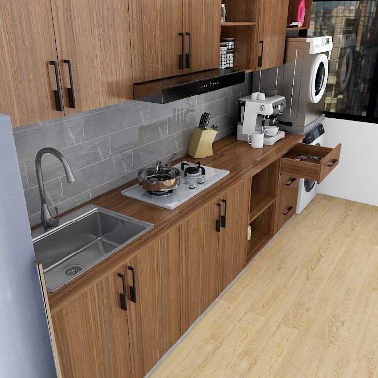 Pochłaniacz kuchenny lub okap - charakterystyka rozwiązań