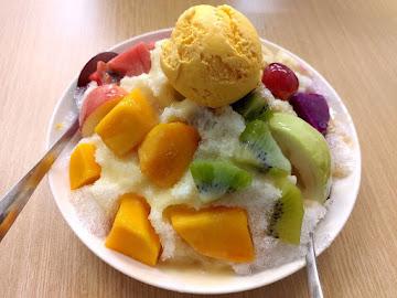 黃家黑砂糖剉冰