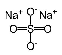 Image result for sodium sulfate