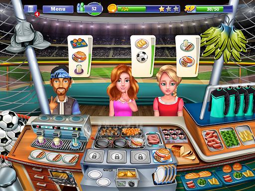 Chef's Life : Crazy Restaurant Kitchen apkmr screenshots 12