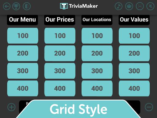 TriviaMaker - Quiz Creator, Game Show Trivia Maker 6.1.2 screenshots 20