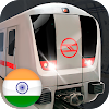 Delhi Subway Train Simulator