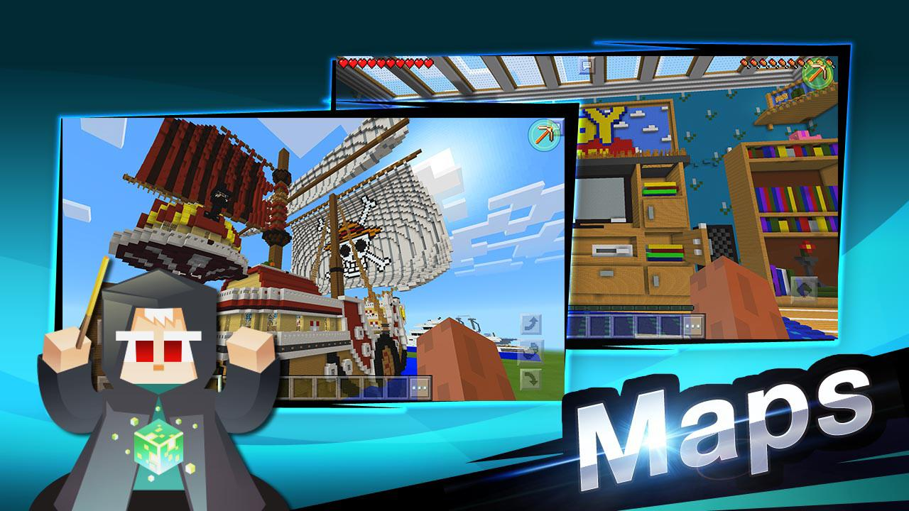 Master for Minecraft-Launcher- screenshot