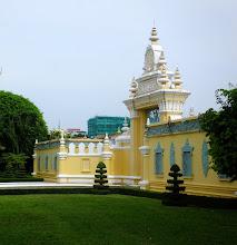 Photo: Vicctory Gate at the Royal Palace