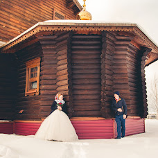 Wedding photographer Tatyana Chikurova (bahtina1987). Photo of 03.03.2018